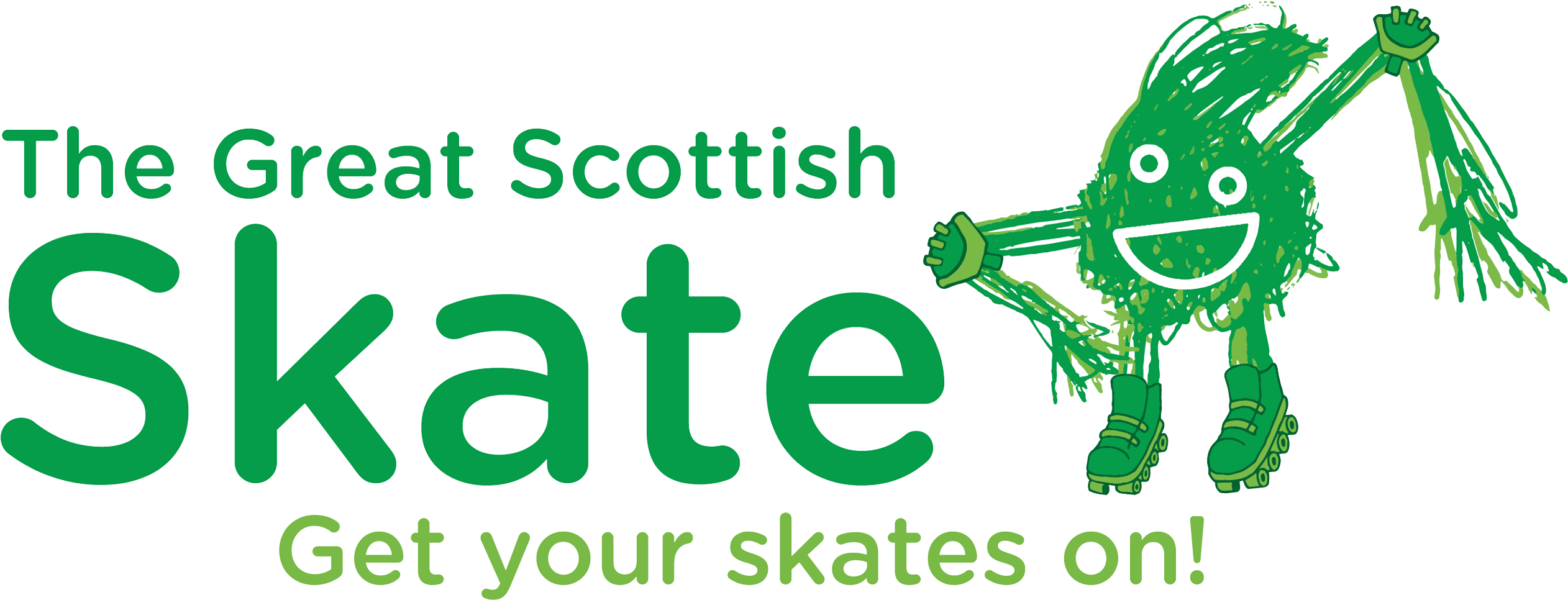 The Great Scottish Skate logo